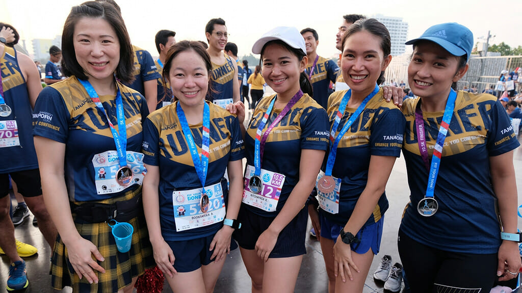 วิ่งการกุศล Fit Your Bone Run For Healthy Bone 2019